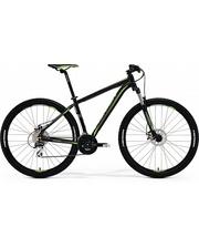 Велосипед Merida BIG.NINE 20-MD MATT BLACK (GREEN)