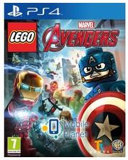 TT Games Ltd. Lego Marvel Avengers Мстители RUS (PS4)