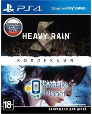 Quantic Dream Игра для PS4 2в1 Heavy Rain Beyond (18 )