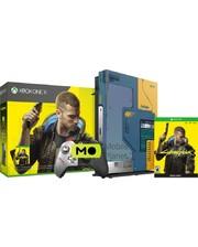 Microsoft Xbox One X 1TB LE Bundle - CyberPunk 2077 Limited Edition
