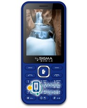 Sigma mobile X-style 31 Power Blue Госком