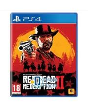 Rockstar San Diego Red Dead Redemption 2 RUS (PS4)