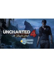 Naughty Dog Uncharted 4: Путь Вора RUS (PS4)
