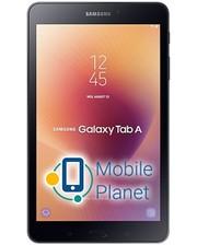 """Samsung Galaxy Tab A 2017 8"""" WiFi 2/16Gb Black Госком (T380)"""
