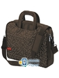 """Trust 15.6"""" Oslo Notebook Carry Bag - Brown (17040)"""