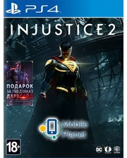 NetherRealm Studios Injustice 2 RUS (PS4)