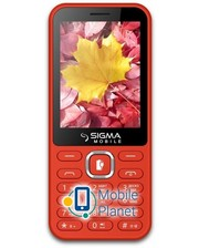 Sigma mobile X-style 31 Power Red Госком