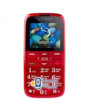 Sigma mobile Comfort 50 Slim2 Red Госком