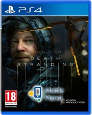 Kojima Productions Death Stranding