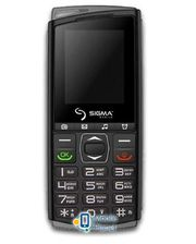 Мобильные телефоны Sigma mobile Comfort 50 Mini 4 Black-Grey Госком фото