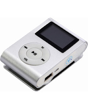 Toto TPS-02 With display&Earphone Mp3 Silver