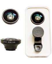Umax Universal Clip Lens Black