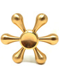 Toto Metal Flower Gold