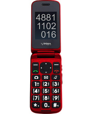 Sigma mobile Comfort 50 Shell Dual Black-Red
