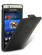Melkco Jacka Leather для Sony Xperia Arc S LT18i Black