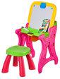 Same Toy Столик-мольберт, розовый,