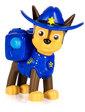 PAW Patrol (Spin Master) Гонщик Чейз-ковбой с механической функцией, Щенячий патруль, мини-фигурка, (7 см), Paw Patrol