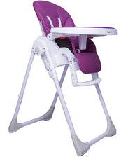 BUGS Стульчик для кормления, фиолетовый, Studio,