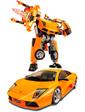 ROADBOT Робот-трансформер - LAMBORGHINI MURCIELAGO (1:18)