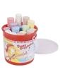 goki Набор цветных мелков для асфальта Peggy Diggledey, 15 шт.,