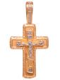 Крестик нательный 4/1002