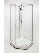 Ido Showerama 8-5, 100х100см с поддоном (49851-19-010)