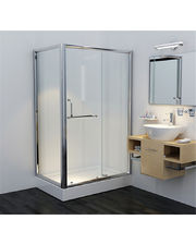 Golston 120x80x180мм G-F6004, стекло прозрачное