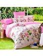 VILUTA 143х215 ранфорс 9049, Розовый