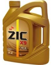 ZIC X9 5W-30 4л
