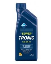 ARAL SuperTronic SAE 0W-40, 1л