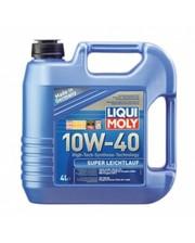 LIQUIMOLY Моторное масло Liqui Moly SUPER LEICHTLAUF 10W-40 (4Л.)