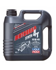 Liqui Moly MOTORBIKE 4T 10W-40 STREET (4л.)
