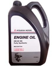 Mitsubishi ENGINE OIL 0W-20 (4л.)