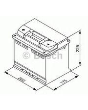 Bosch L4 75Ah 260x175x225