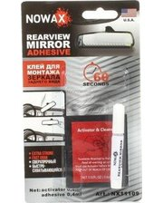 NOWAX REARVIERW MIRROR ADHESIVE 0,4мл + 0,6 мл.