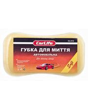 CarLife Губка для миття авто Soft з дрібними порами 220x120x60mm,жовта