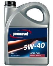 Pennasol Super Pace 5W-40 4л