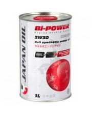 BIPOWER Моторное масло Bi-Power Japan Oil 5w30 (1л.)