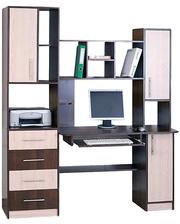 СОКМЕ Компьютерный стол Леон-4