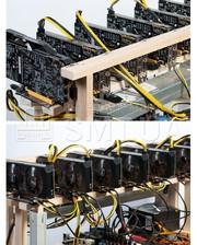 Майнинг ферма SMT 6 GPU RX 580 8GB Easy
