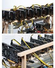 Майнинг ферма SMT 6 GPU RX 580 4GB Easy
