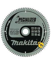 Диск пильный по ламинату Makita 260х30,00 мм (B-29496)