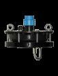 Оголовок для скважины (антивандальный) 140мм, 32 мм