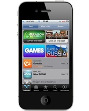 Apple iPhone 4S 8gb black Neverlock Refurbished
