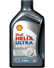 SHELL Helix Ultra ECT C3 5W-30 1л