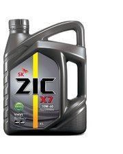 ZIC X7 10W-40 Diesel 6л