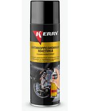 KERRY KR-956 Антикоррозийная битумная мастика 650мл (аэрозоль)