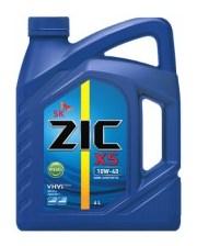 ZIC X5 10W-40 Diesel (4л.)