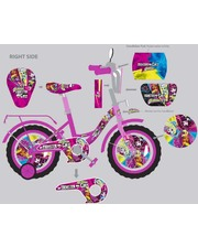 "Велосипед 2-х колесный ""Monster Girls"""