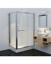 Golston G-F6004, 1200x800x1800 мм, стекло прозрачное